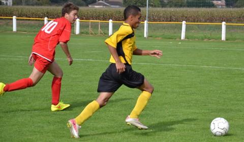 2016 nouveau ressort extérieur garçons football... TJ4PnnE